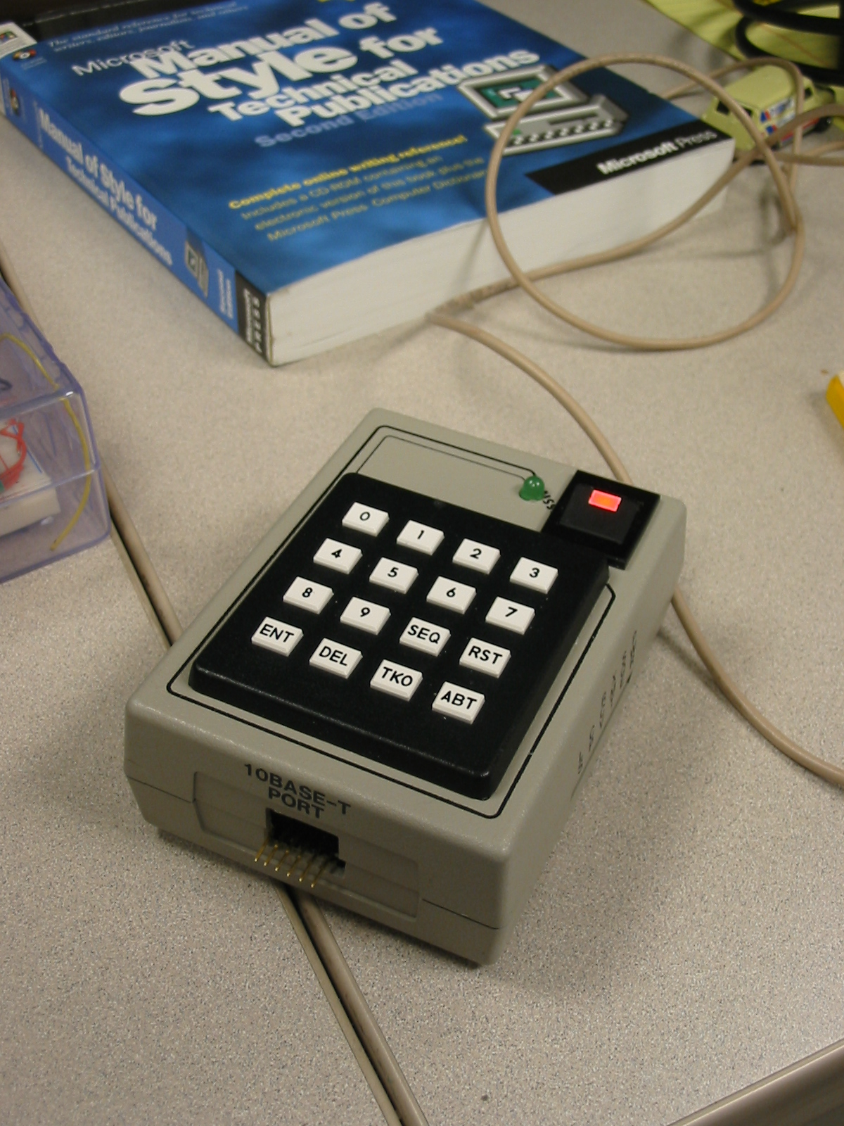 Dtmf Phone Dialer Rj9 Connector Wiring Diagram